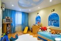 Отделка детской комнаты в Старом Осколе