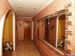 отделка коридора в Старом Осколе
